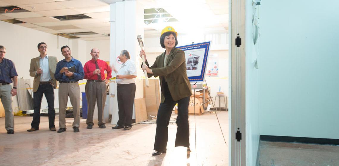 Tsu-Jae Construction Photo
